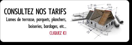 Périgord Parquet Tarifs